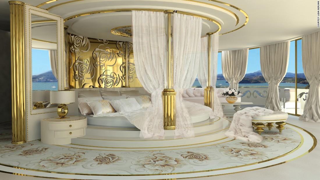 Biggest Bedroom In The World    VesmaEducation.com