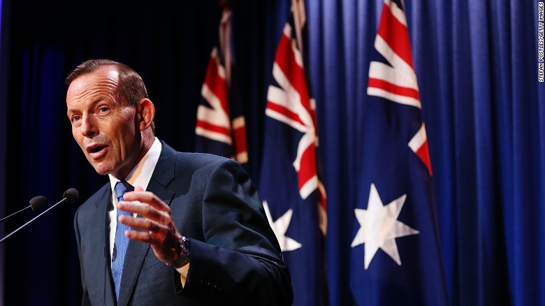 Australia to strengthen laws to combat terror