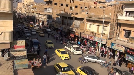 Activist: Most foreigners in Raqqa don't want to fight