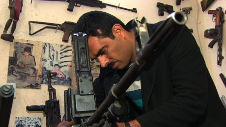 pkg wedeman iraq gun repairman_00001427
