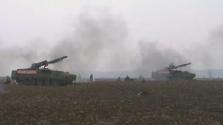pkg hancocks north korea military drill tension_00002011
