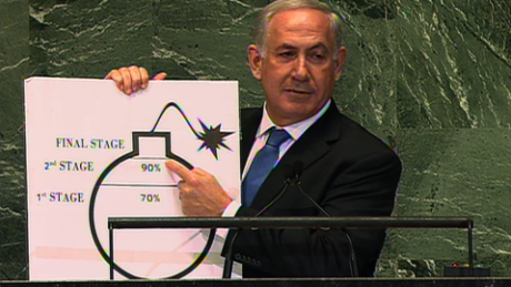 Reports: Documents challenge Netanyahu's nuke claim