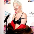 lady gaga mustache restricted