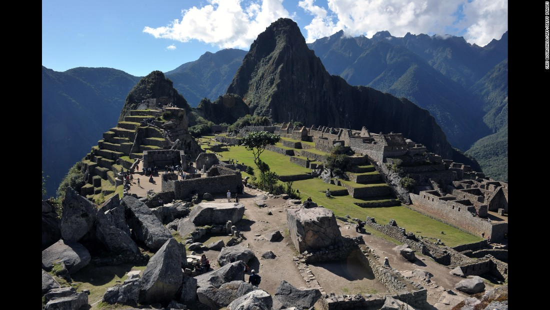 "Tourists visiting Peru often visit <a href=""http://www.cnn.com/2014/09/15/travel/lonely-planet-founder-hidden-gems/"">Machu Picchu</a>, and there's good reason why: The 15th-century Historic Sanctuary of Machu Picchu may be the most stunning structure still standing from the Inca empire."