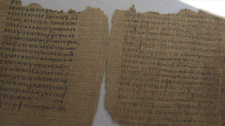 Could ancient texts preserved in the sands of Egypt shed light on the nature of Mary's relationship with Jesus?