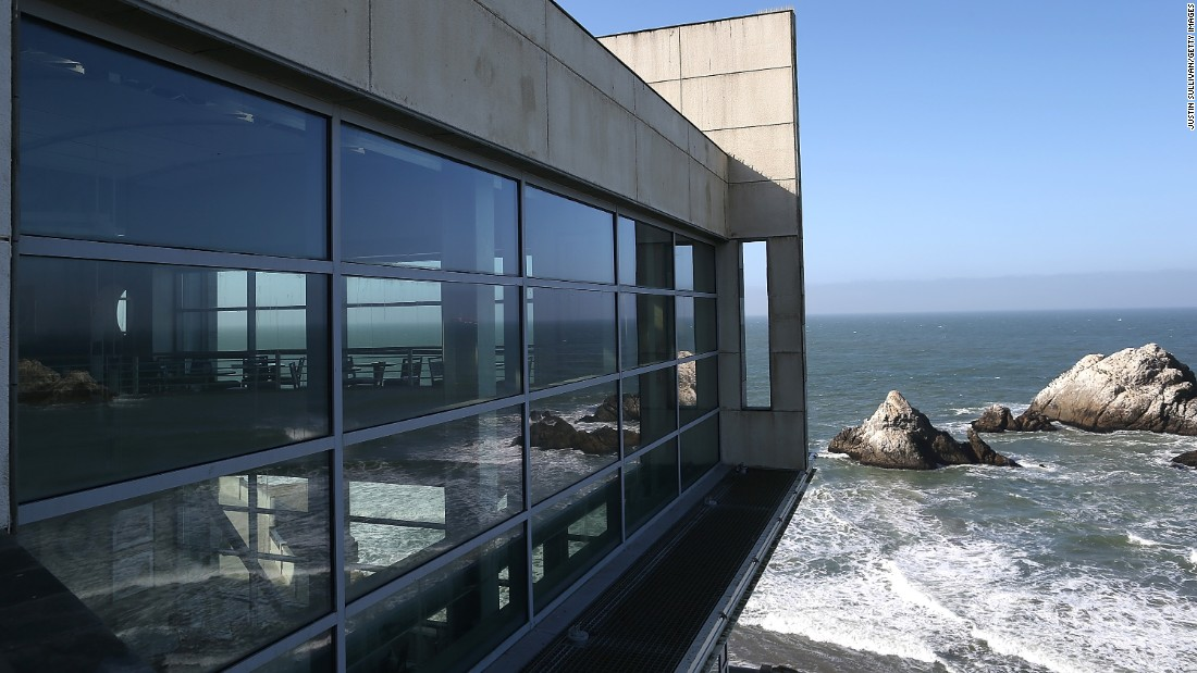 "<a href=""http://www.nps.gov/goga/index.htm"" target=""_blank"">Golden Gate National Recreation Area</a>, which includes the Cliff House, pictured here, is the most popular National Park Service site in the United States."