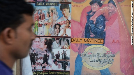 """Dilwale Dulhaniya Le Jayenge"" has been on the big screen for  1,009 weeks."