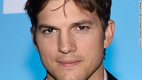 Ashton Kutcher on being a dad, tech for toddlers