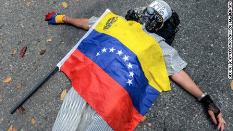 protest venezuela 25 feb