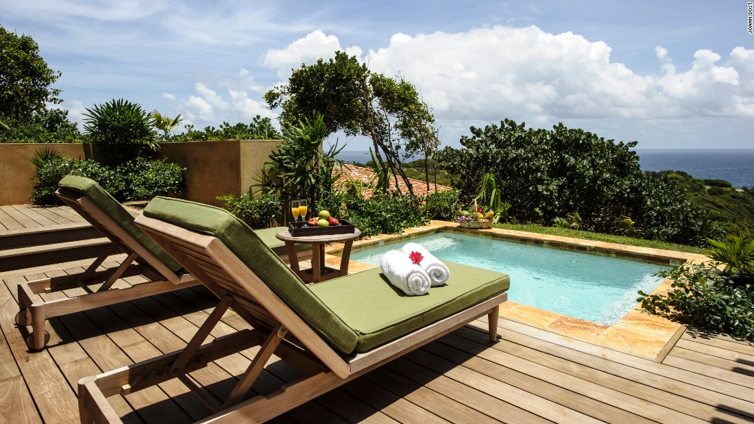 10 Of The Worlds Coolest Hotel Plunge Pools CNN
