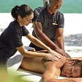 tipping beach massage