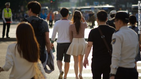 Adultery is no longer a crime in South Korea