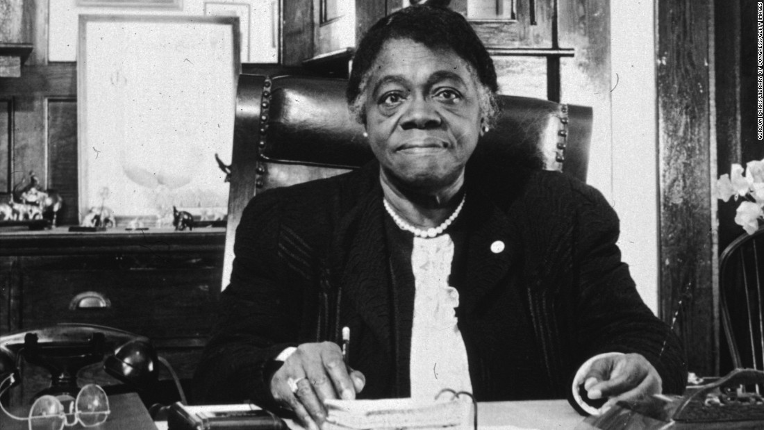 "American educator and civil rights activist <a href=""https://ncnw.org/about/bethune.htm"" target=""_blank"">Mary McLeod Bethune's </a>(1875-1955) legacy lives on at <a href=""http://www.cookman.edu/"" target=""_blank"">Bethune-Cookman College</a> in Daytona, Florida, which she founded in 1904 as the Daytona Educational and Industrial Training School for Negro Girls. The location is featured in Field Trip with her story."
