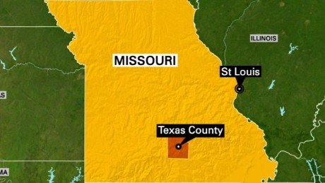 Report: 9 found dead at multiple sites in Missouri