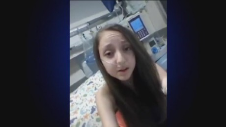 cnnee chile mansilla teen with cystic fibrosis wants euthanasia _00001714