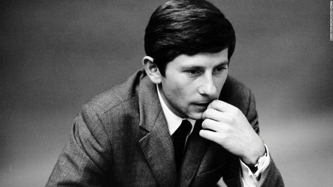 Acclaimed film director Roman Polanski poses for a photograph in 1963 in New York. Polanski has not stepped on American soil since 1978, when he fled the country before he was sentenced for an unlawful sex with a minor charge.