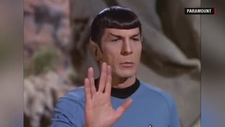 The best moments of Spock