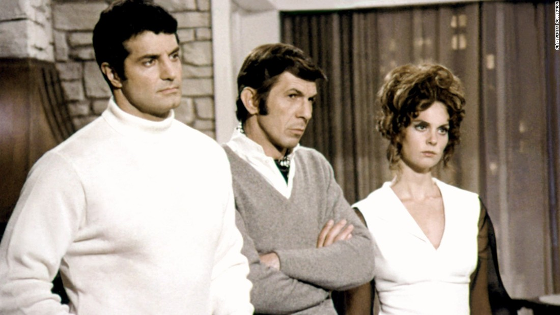 "After ""Star Trek,"" Nimoy took on the role of Paris in the TV series ""Mission: Impossible."" His co-stars included Peter Lupus and Lesley Ann Warren."