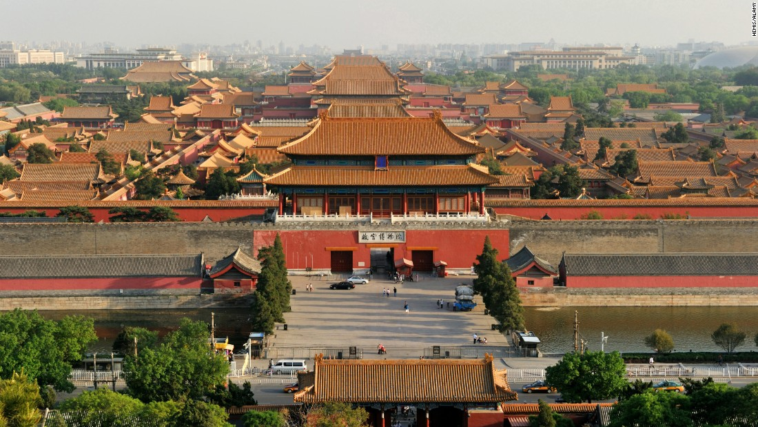 <strong>Beijing, China: </strong>China's capital city has invested heavily in eye-popping modern architecture over the last two decades, but no new building speaks splendor like the city's historic heritage sites, including the Forbidden City.