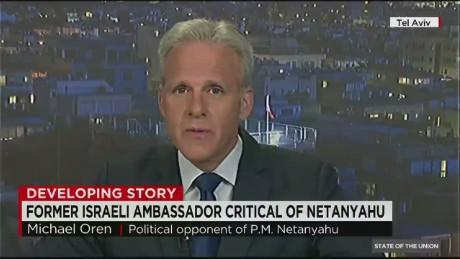 sotu bash michael oren on netanyahu speech to Congress_00043302