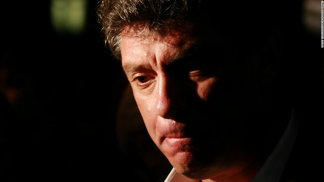 Russian opposition leader Boris Nemtsov was gunned down near the Kremlin on February 27, 2015. The killing took place two days before he was supposed to lead an opposition rally.