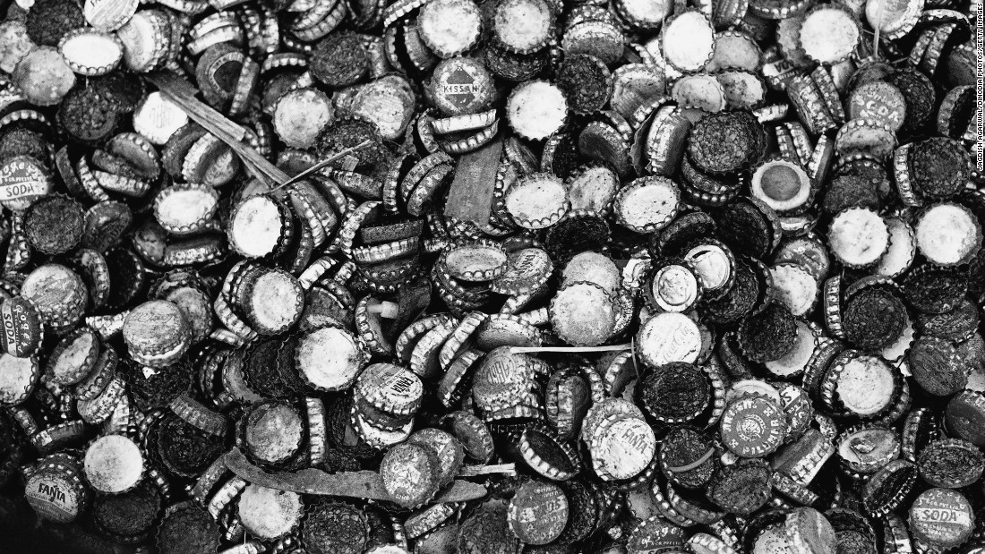"Before <a href=""http://invent.org/inductee-detail/?IID=292"" target=""_blank"">William Painter </a>came up with the idea for crown bottle caps in 1892, carbonated beverages paid the price. They would go flat or leak due to unreliable seals. Painter worked with bottle manufacturers to standardize bottle necks. Coupled with his new caps, glass bottles of the fizzy stuff stayed fizzy and  leakproof. More than 100 years later, crown caps are still the standard today."