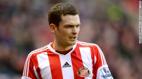 Report: England footballer Adam Johnson in under-age sex probe