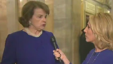 intv feinstein netanyahu speech congress iran deal response_00004006