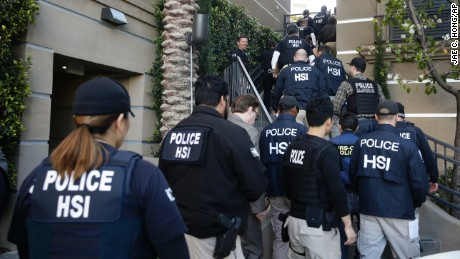 Feds fight 'maternity tourism' with raids