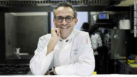 Massimo Bottura: The chef who reinvented Italian cuisine