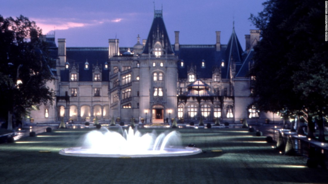 "<a href=""http://www.biltmore.com/"" target=""_blank"">Biltmore House</a> in Asheville, North Carolina, originally home to the storied Vanderbilts, was the backdrop for the 1994 iteration of ""Richie Rich"" starring Macaulay Culkin. The estate is a tourist attraction that houses a winery, restaurants and hotels."