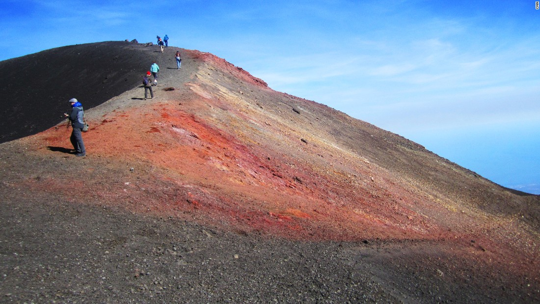 Ten active volcanoes allow Italy's geology to vent the way voting gives release to its citizens. The country's (and Europe's) largest volcano is Mt. Etna in Sicily, the world's second most active volcano after Hawaii's Mauna Loa.