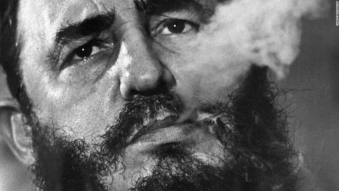 Fidel Castro's Ashes Start Journey Across Cuba
