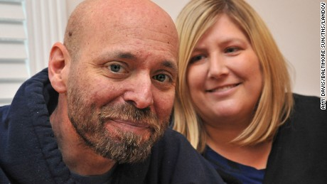 Oren Miller -- with wife Beth Blauer -- was an inspirational figure for many dad bloggers.