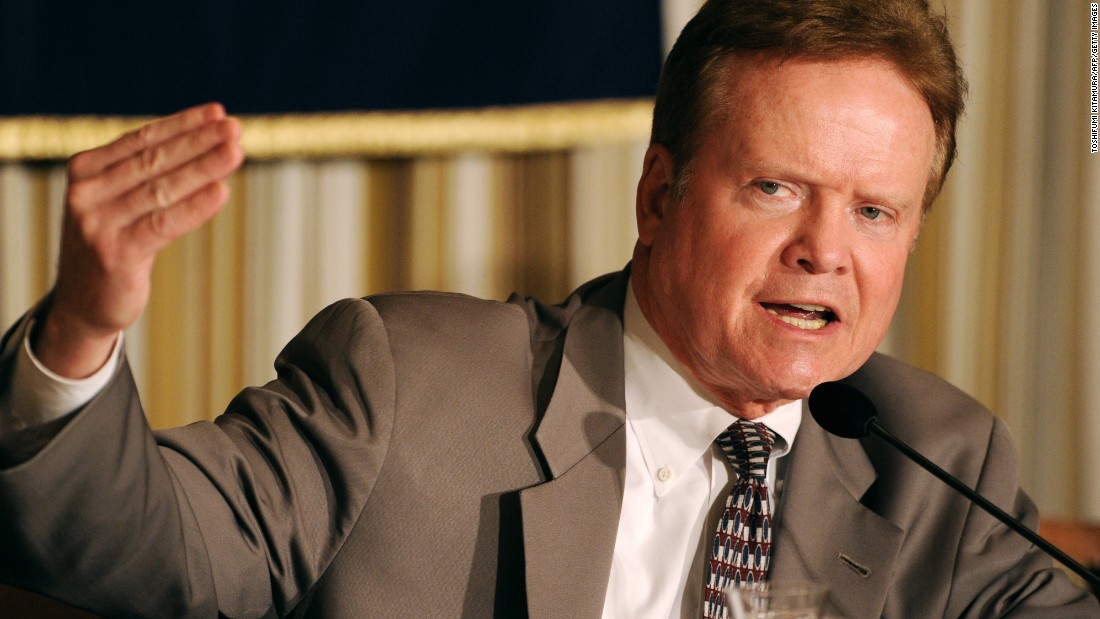 "Jim Webb: ""I look forward to listening and talking with more people in the coming months as I decide whether or not to run."""