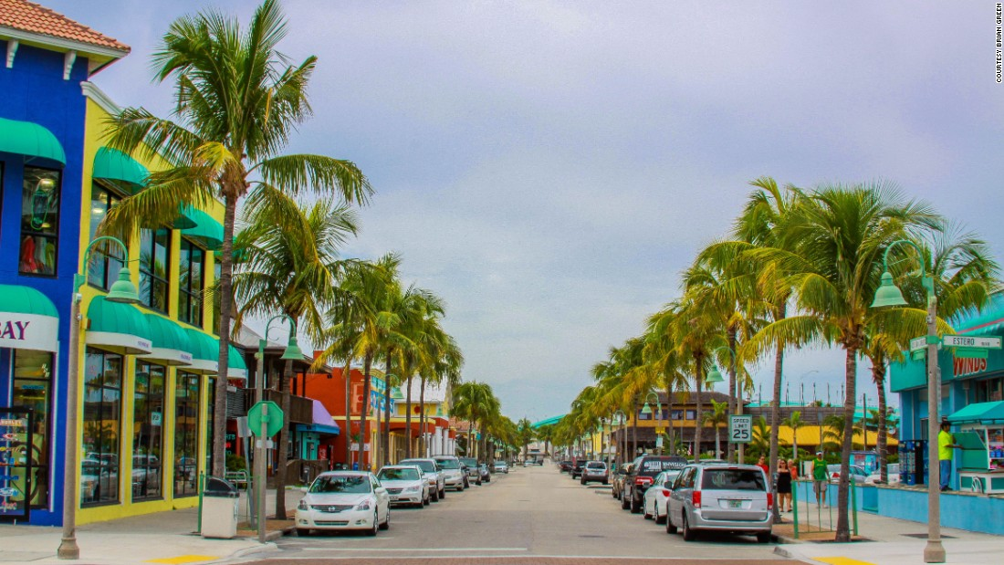 Small Beach Towns To Live In Florida