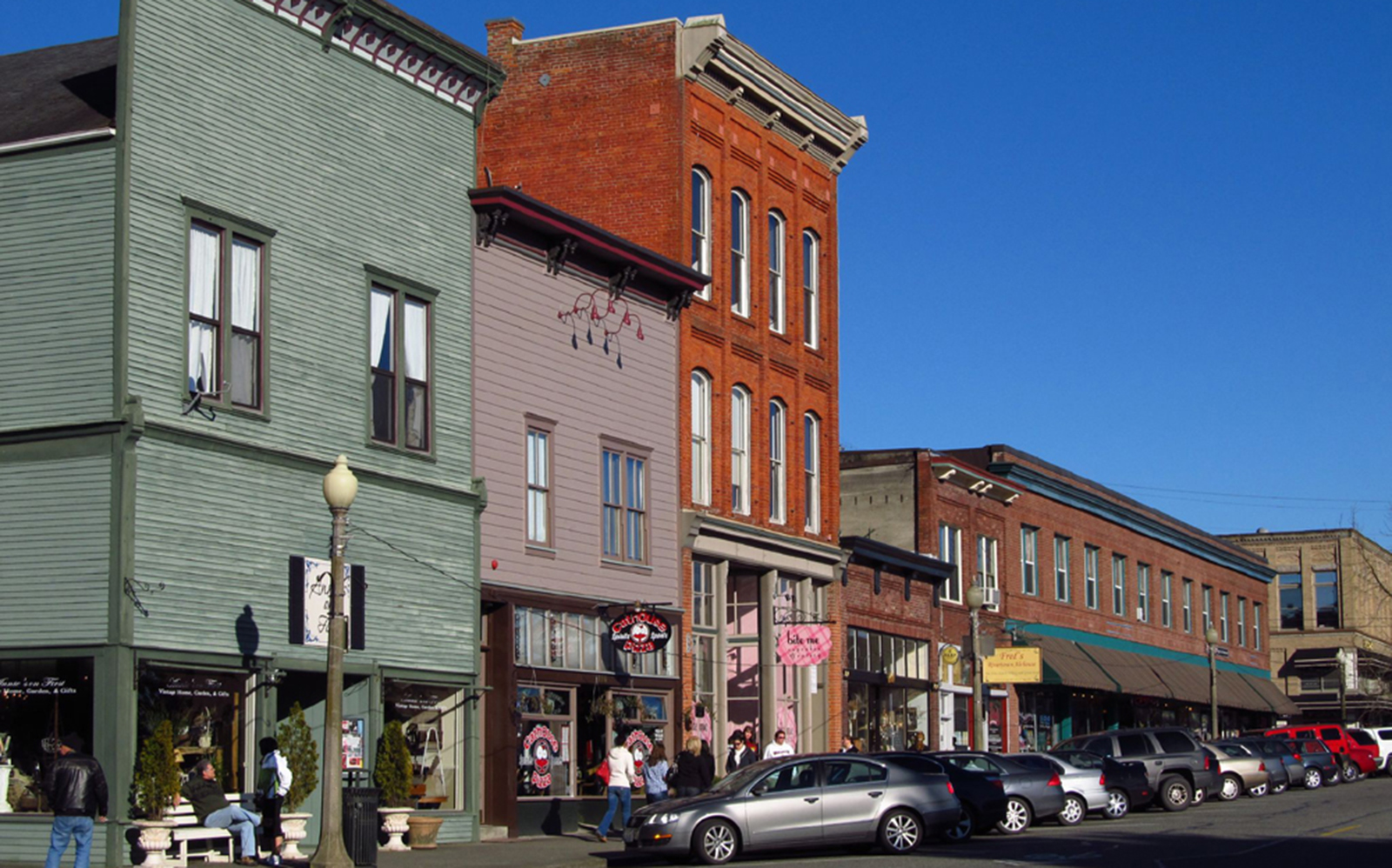 100 small towns in america with small populations