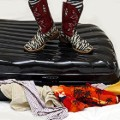 packing guide suitcase