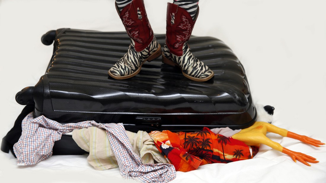 Smart space savers can mean the difference between fitting one week's worth of clothing in a carry-on and watching one week's worth of clothing explode out of the overhead bins.