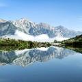 beautiful japan Happo Pond Nagano