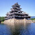 beautiful japan Matsumoto Castle