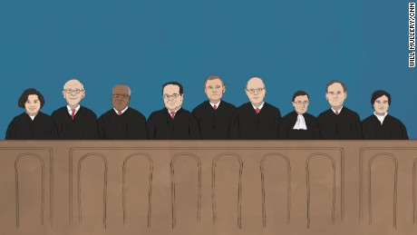 The SCOTUS opinions on same-sex marriage