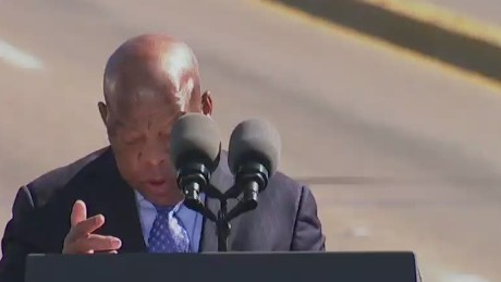 John Lewis during Selma anniversary: We come to here to be inspired