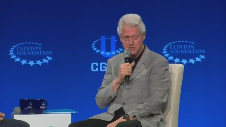 Clinton Foundation defends itself