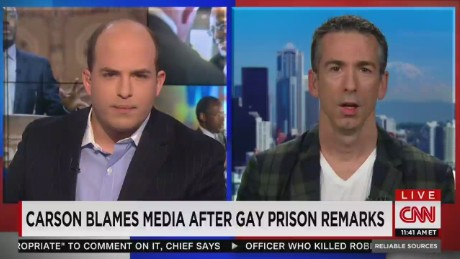 Dan Savage on Ben Carson's Gay Prison Remarks_00023519