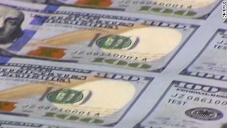 US dollar is rising