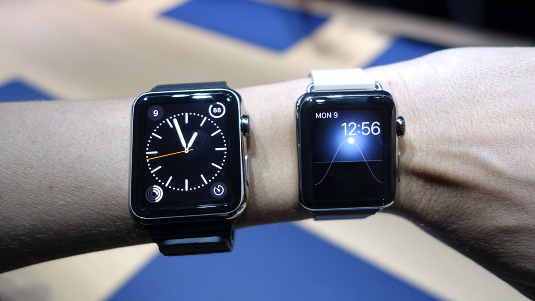 Smartwatches could make us even more self-obsessed