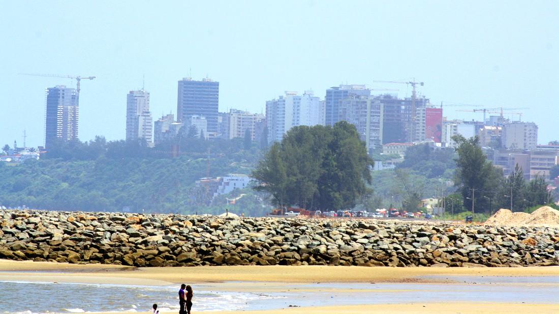 Manhattan or Mozambique? Maputo's makeover - CNN.com