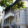 Maputo iron house