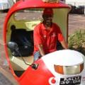 Maputo tuktuk